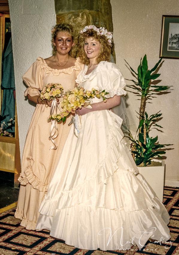 Carolyn Thompson Wedding