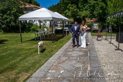 Chateau de Fayolle Charlotte & Chris' Wedding (95 of 400) - 8952