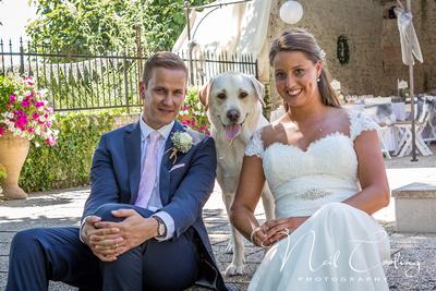 Chateau de Fayolle Charlotte & Chris' Wedding (238 of 400) - 9330