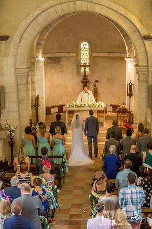 Rachael & Neil Wedding, Chateau La Gauterie (110 of 453) - 2317