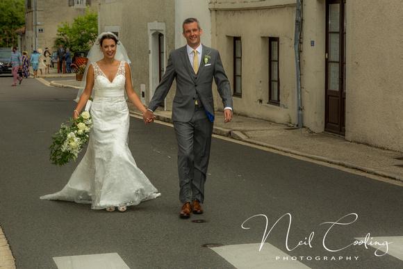 Rachael & Neil Wedding, Chateau La Gauterie (181 of 453) - 2508