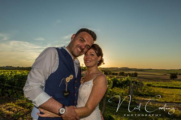 Jenni & David's Wedding, Bellevue -395-5532
