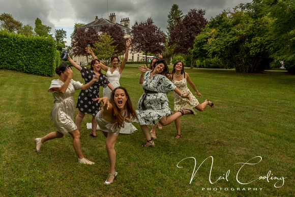 Rachael & Neil Wedding, Chateau La Gauterie (323 of 453) - 2914